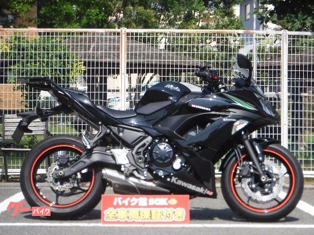 Ninja 650 2018年モデル