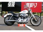 HARLEY-DAVIDSON XL1200L ロー サドルバッグサポート装備の画像(神奈川県