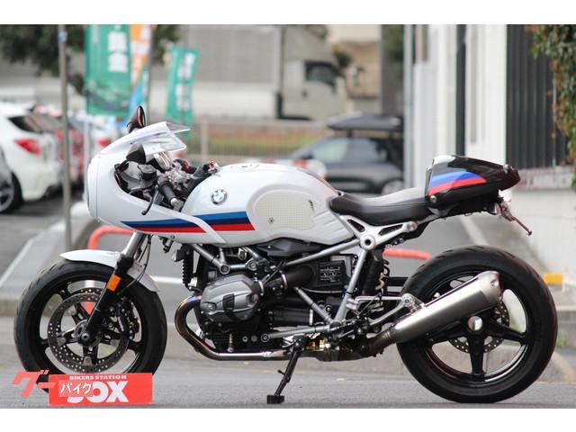 BMW R nineT レーサー バックスステップ テールボックス フェンダーレスの画像(埼玉県