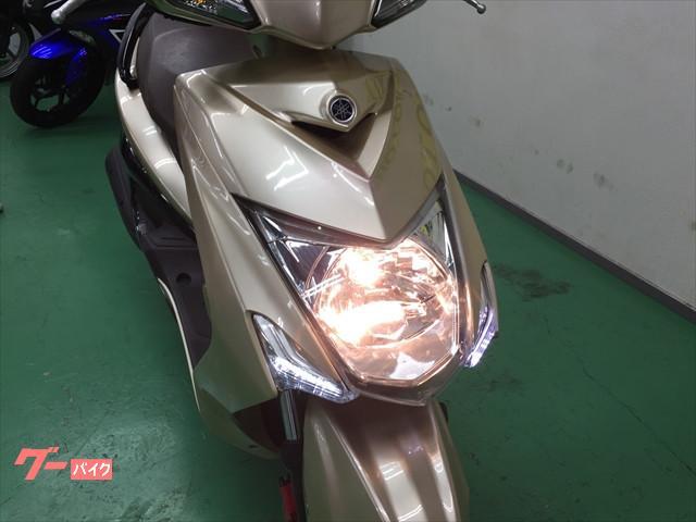 ヤマハ シグナスX FI LEDウインカー オリジナルマフラーの画像(埼玉県