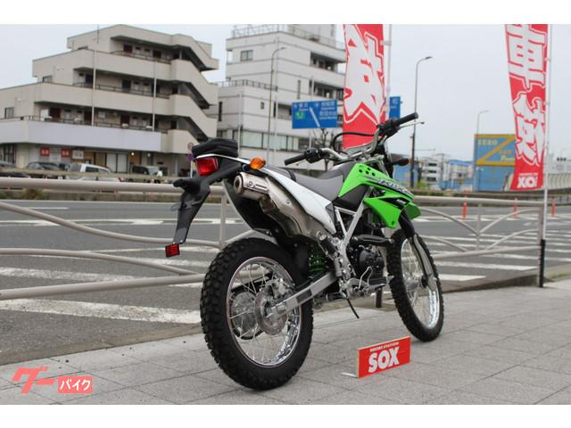 カワサキ KLX125の画像(東京都