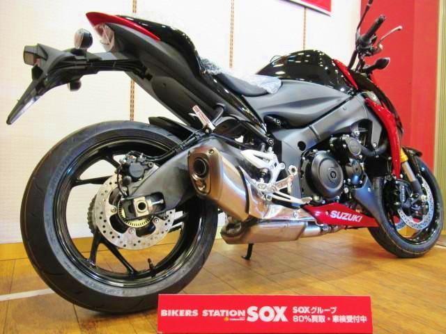 スズキ GSX-S1000 ABSの画像(神奈川県