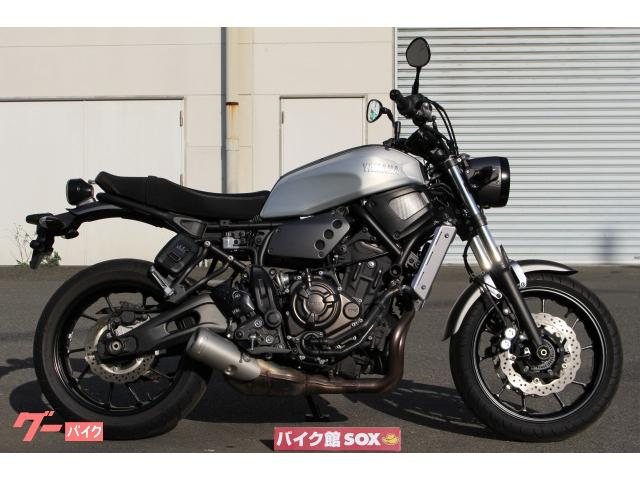 XSR700 ABS ノーマル