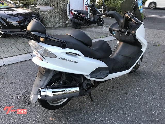 ヤマハ マジェスティ125の画像(埼玉県