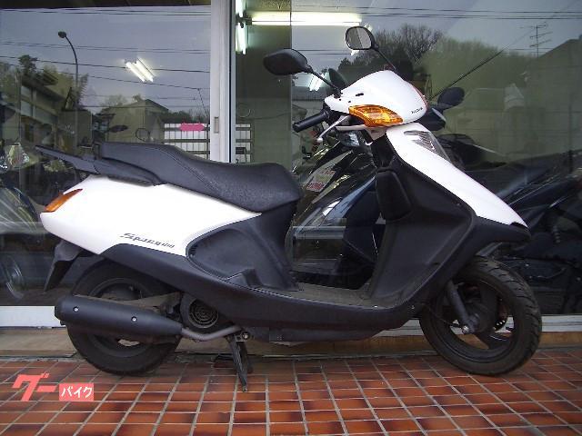 スペイシー100 2007年モデル