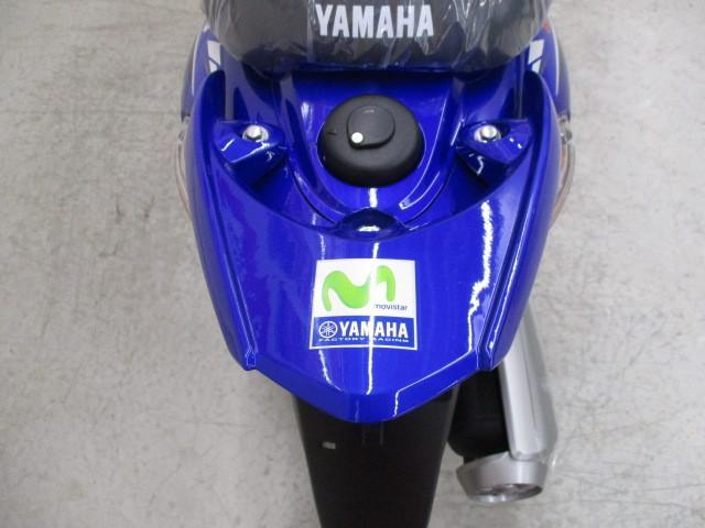 ヤマハ JOG ZR 新車 Movistar 生産終了モデルの画像(千葉県