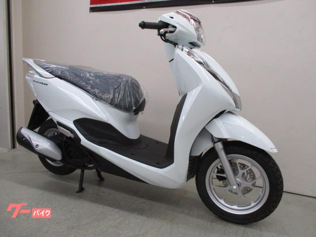 ホンダ リード125 新型2018年モデルの画像(千葉県