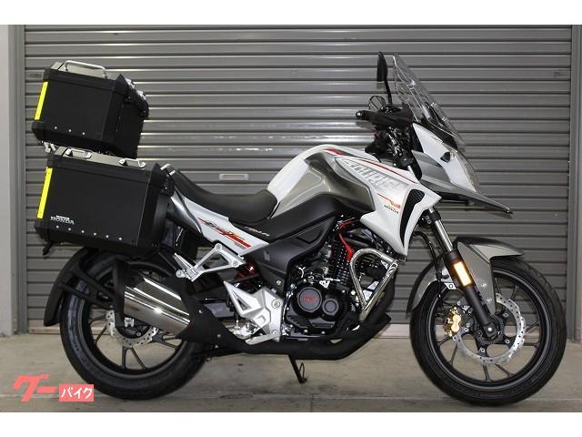 CB190X 3点パニア標準装備 国内未発売モデル