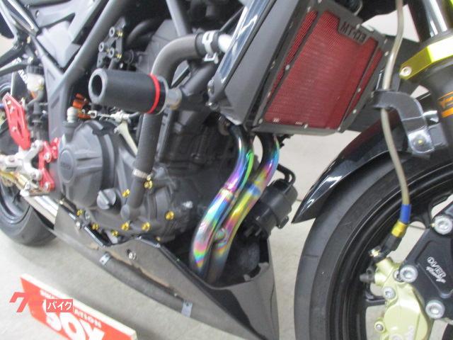ヤマハ MT-03(320cc) ワイズギアKYB BEETフルエキ ブレンボキャリパーの画像(千葉県