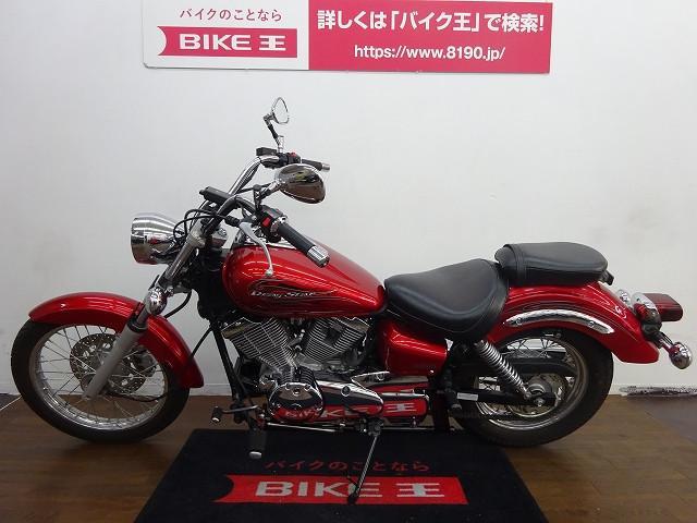ヤマハ ドラッグスター250 VG05Jの画像(広島県