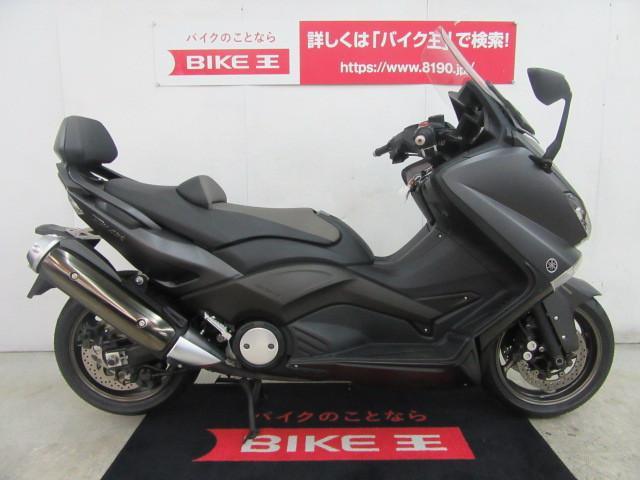 ヤマハ TMAX530 ブラックマックス SJ12Jモデル 専用バックレスト