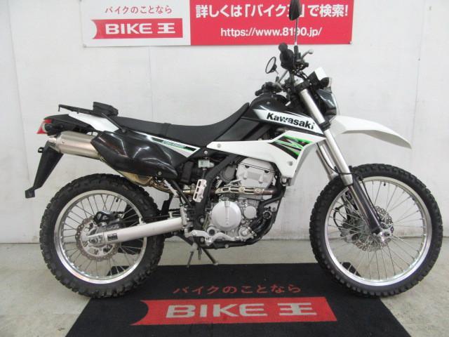 カワサキ KLX250 インジェクション LX250Sモデル ノーマル