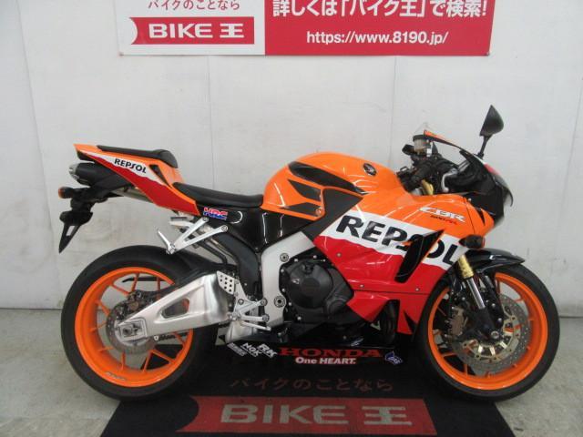 ホンダ CBR600RR PC40型 レプソル