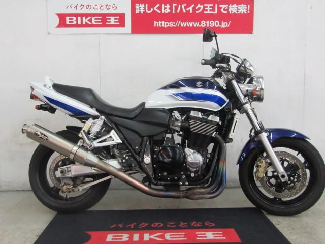 スズキ GSX1400 ノジママフラー