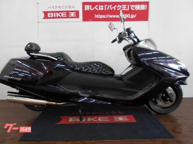 ヤマハ YAMAHA・他車種  マグザム SG17J型物件画像