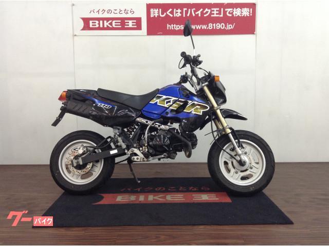 カワサキ KSR110 ノーマル オートマ物件画像