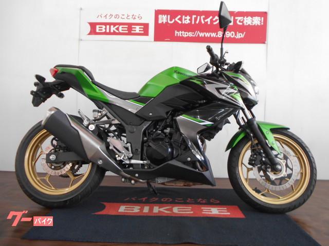 カワサキ Z250 2017年モデル ノーマル