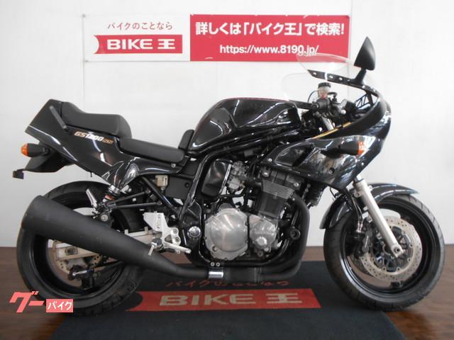 スズキ GS1200SS NHKステアリングダンパー付き物件画像