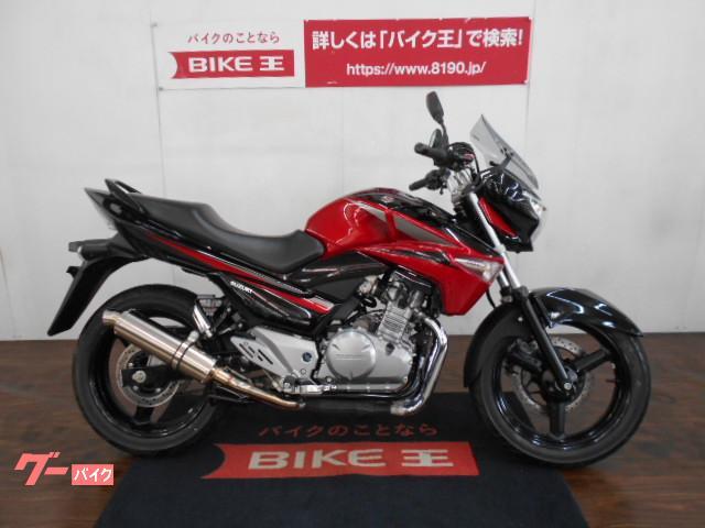 スズキ GSR250 BMS−Rスリップオンマフラー