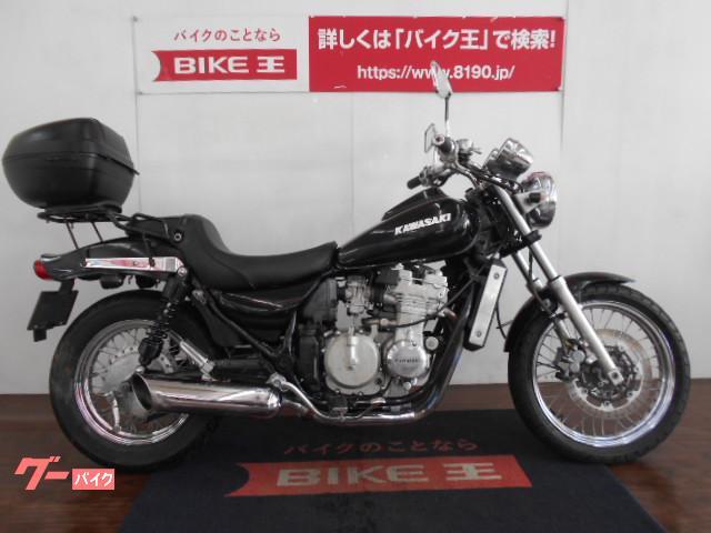 カワサキ エリミネーター400 リアボックス装備物件画像
