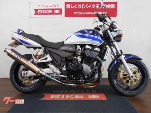 スズキ GSX1400 ヨシムラマフラー フェンダーレス