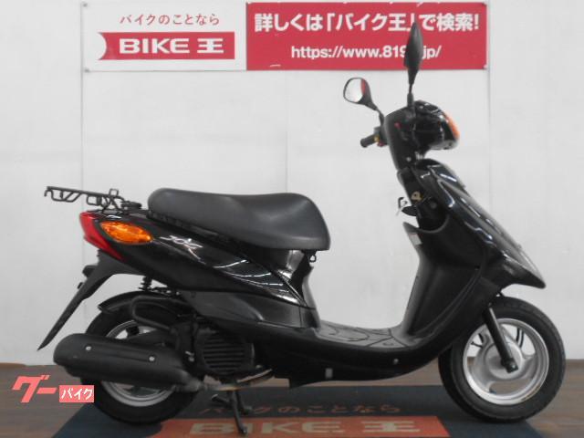 ヤマハ JOG インジェクションモデル SA36J型