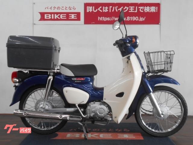 ホンダ スーパーカブ50 AA09型 日本製モデル 2018年モデル
