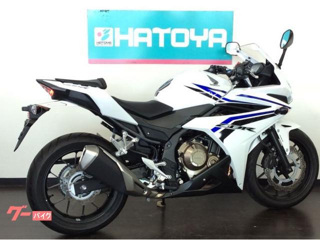 ホンダ CBR400R ABS 純正アラーム ETC付の画像(埼玉県