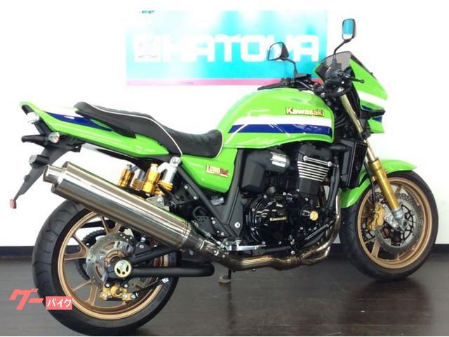 カワサキ ZRX1200 DAEG ファイナルモデル ETC 前後オーリンズの画像(埼玉県