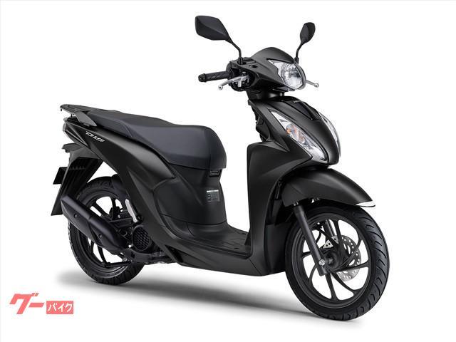 Dio110 マットギャラクシーブラックメタリック 2021年モデル