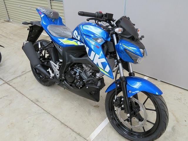 スズキ GSX-S150の画像(新潟県