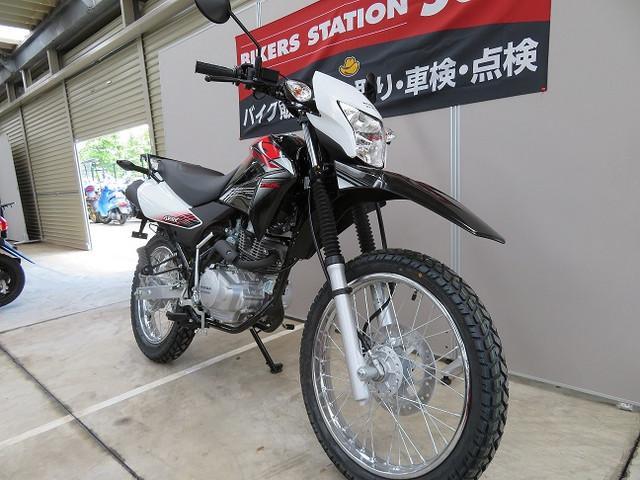 ホンダ XR150L 輸入新車の画像(新潟県