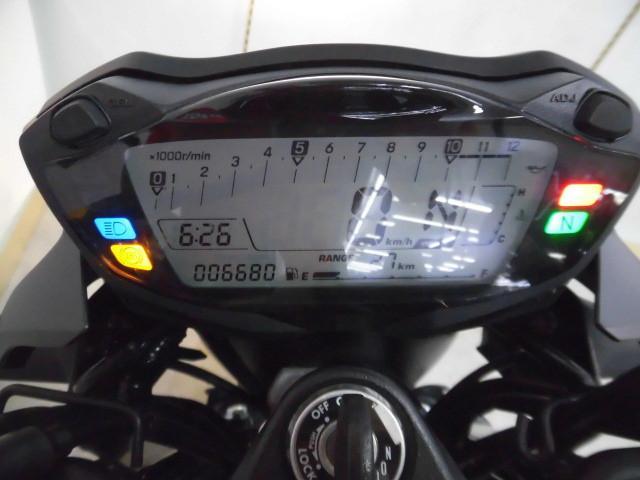 スズキ SV650・ABSの画像(新潟県