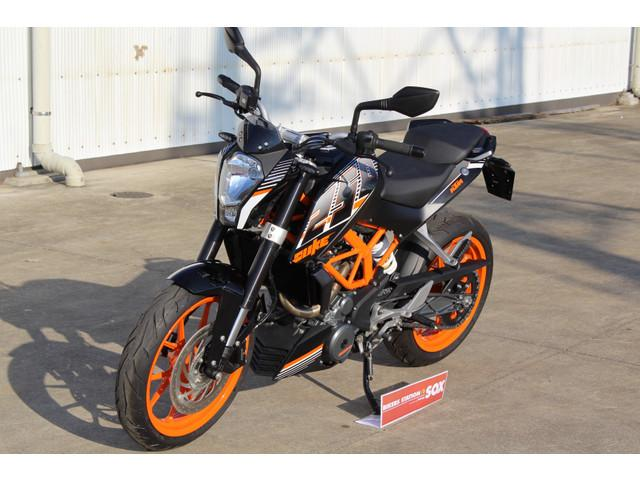 KTM 250デューク ABSの画像(新潟県