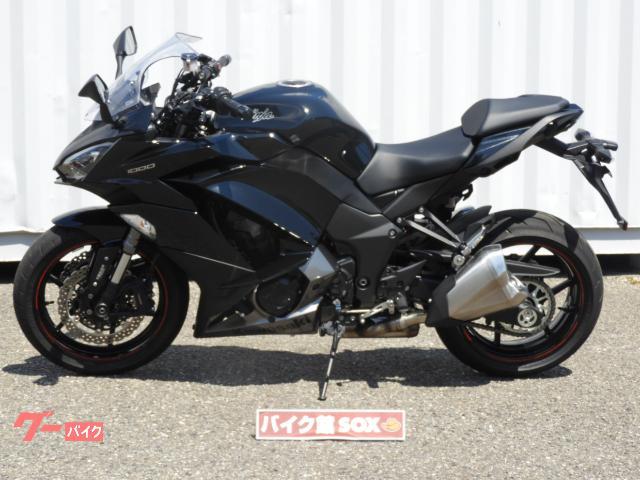 カワサキ Ninja 1000 ABS 2018年モデルの画像(新潟県