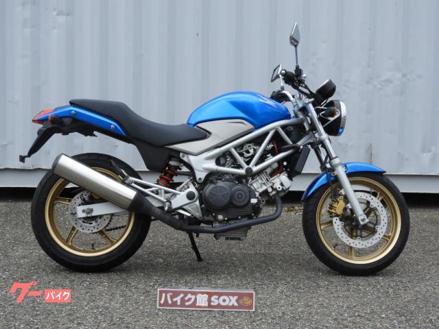 VTR250 2011モデル