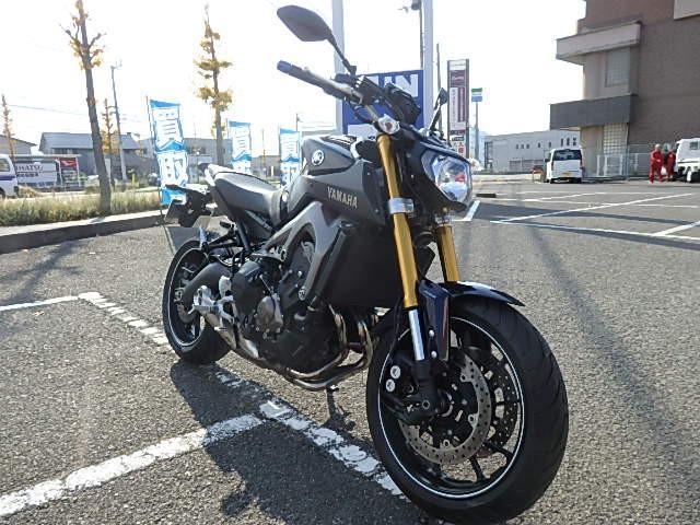 ヤマハ MT-09の画像(香川県