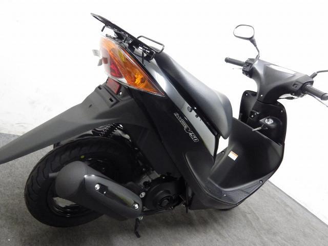 スズキ アドレスV50 XL8 国内モデル ブラックの画像(神奈川県