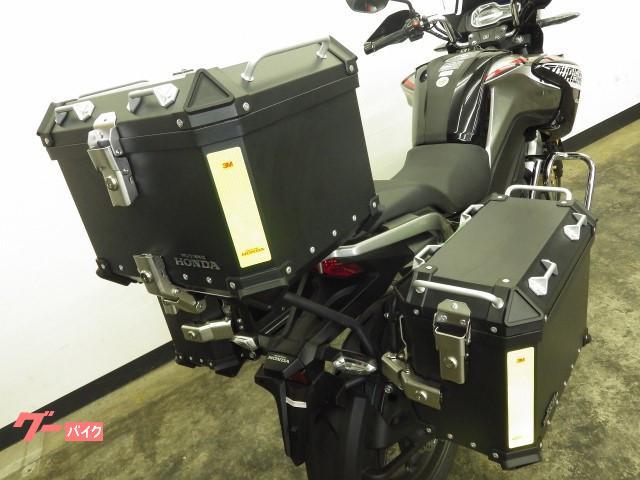 ホンダ CB190X ABS パニアトップケース標準装備  ブラックの画像(神奈川県