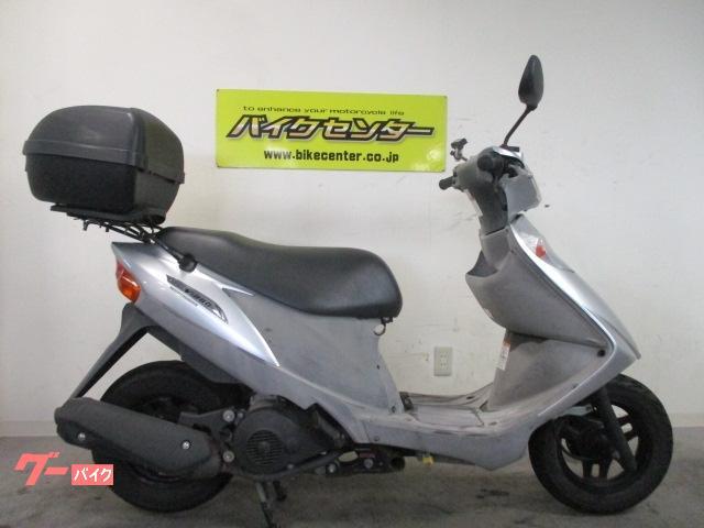 アドレスV125G 2006年モデル ノーマル リアBOX