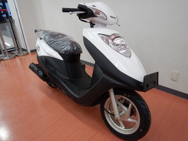 ホンダ Dio125 新車の画像(茨城県
