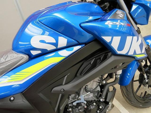 スズキ GSX-S150の画像(茨城県