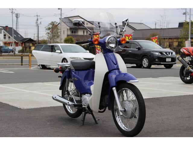 ホンダ スーパーカブ110 国内生産の画像(茨城県