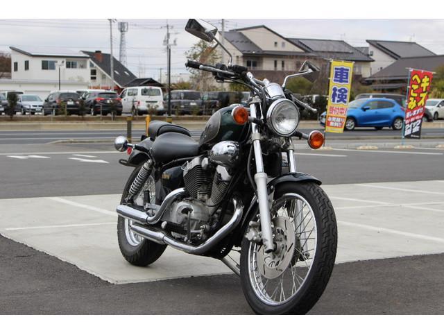 ヤマハ XV250ビラーゴの画像(茨城県