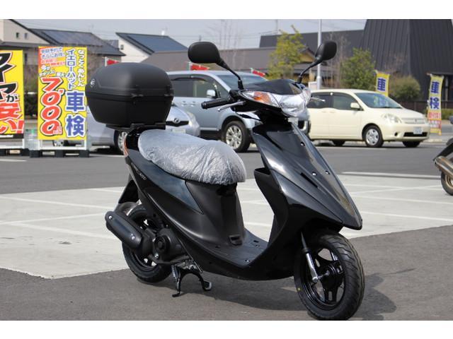 スズキ アドレスV50 新車の画像(茨城県