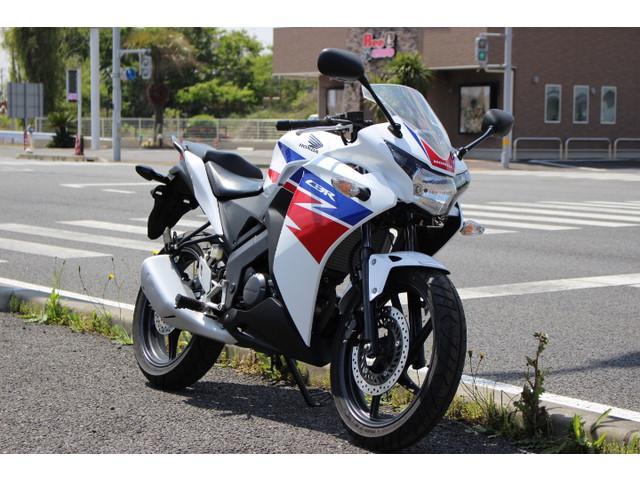 ホンダ CBR125R ノーマル車の画像(茨城県