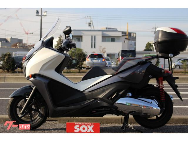 ホンダ フェイズ タイプS ウインドシールド リヤトップケース付車の画像(茨城県
