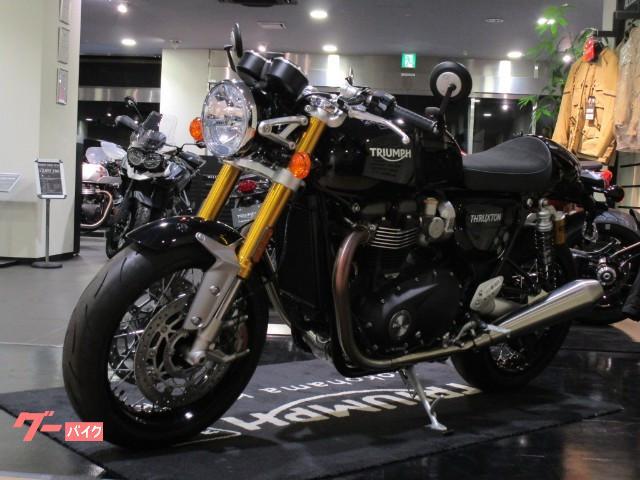 TRIUMPH スラクストン1200RSの画像(神奈川県