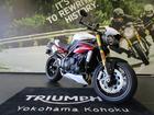 TRIUMPH スピードトリプルR '17 1オーナーの画像(神奈川県