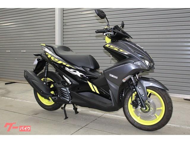 ヤマハ AEROX155 STDバージョン インドネシアモデルの画像(大阪府